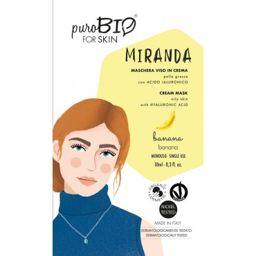Maschera Viso Bio Miranda |...