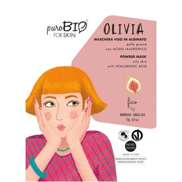 Maschera Viso Bio Olivia |...