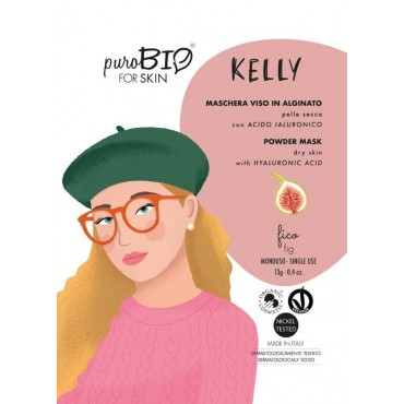 Maschera Viso Bio Kelly | 3...