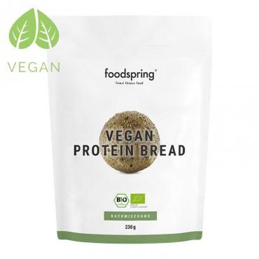 Pane Proteico Vegano
