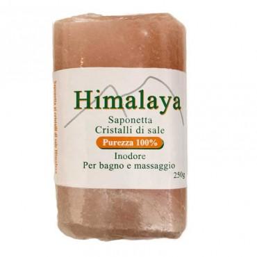 Sapone Sale Rosa dell'Himalaya