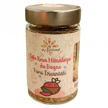 Sale Rosa Himalaya da Bagno...