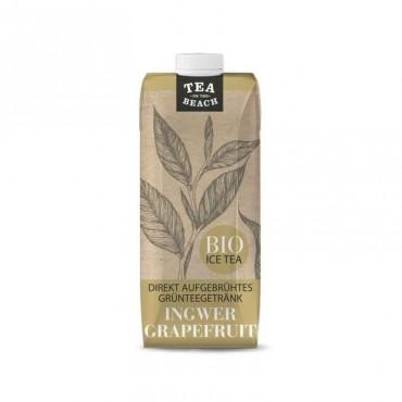 Bio Ice Tea Zenzero-Pompelmo