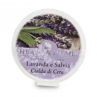 Lavanda e Salvia - Cialda...