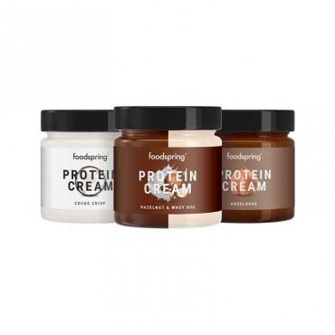 Protein Cream Pack da 3